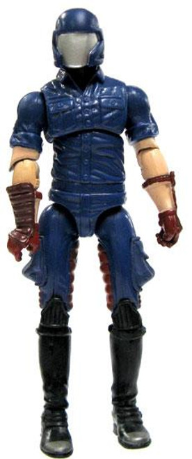 GI Joe Loose Cobra Viper Action Figure [Version 16 Loose]