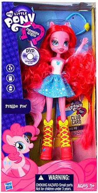 My Little Pony Equestria Girls 9 Inch Basic Pinkie Pie Doll