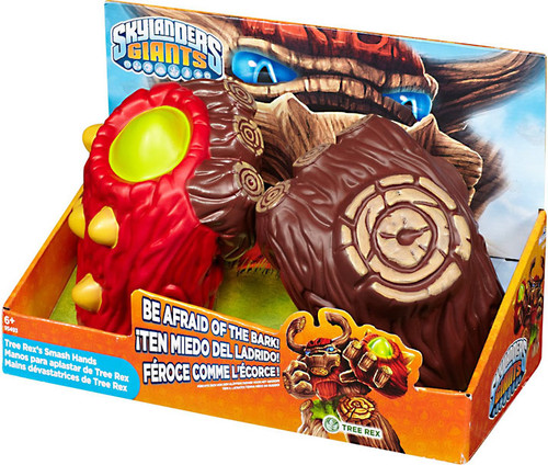 Mega Bloks Skylanders Giants Tree Rex's Smash Hands Set #95493