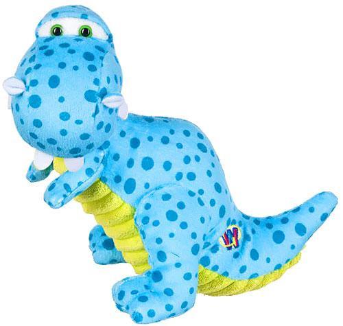 Webkinz Diggidy Dino Plush