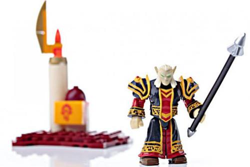 Mega Bloks World of Warcraft Faction Packs Valoren Figure Set #91004 [Loose]