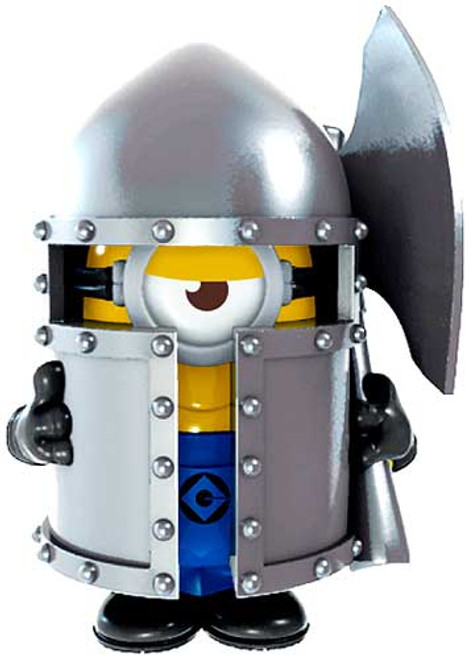 Despicable Me 2 Battle Pods Medieval Stuart 1-Inch Micro Figure #04 [Loose]