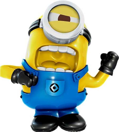 Despicable Me 2 Battle Pods Ninja Stuart 1-Inch Micro Figure #28 [Loose]