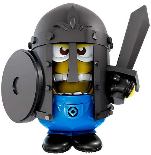 Despicable Me 2 Battle Pods Medieval Phil 1-Inch Micro Figure #42 [Loose]