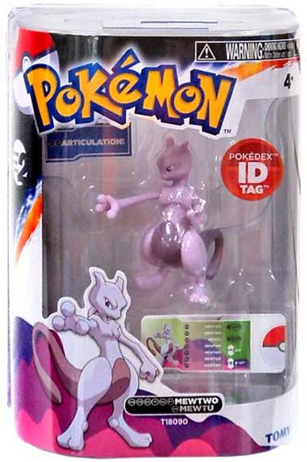 Pokemon Black & White Legendary Series Mewtwo 4-Inch Figure
