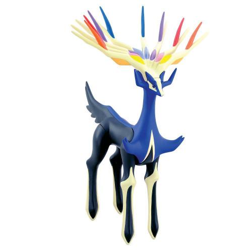 Pokemon XY 7 Inch Articulated Xerneas Vinyl Figure