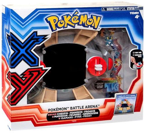 XY Pokemon Battle Arena Playset