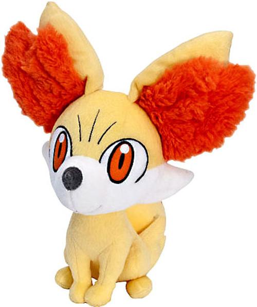 Pokemon XY Fennekin 8-Inch Plush [Paw Down]