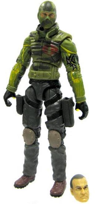 GI Joe Loose Firefly Action Figure [Version 25 Loose]