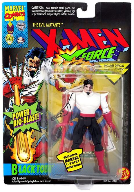 Marvel The Uncanny X-Men X-Force Black Tom Action Figure