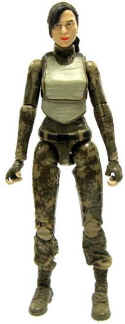 GI Joe Loose Lady Jaye Action Figure [Version 9 Loose]