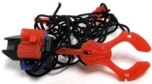 GI Joe Loose Grapple Zipline Launcher Action Figure Accessory [Red & Black Loose]
