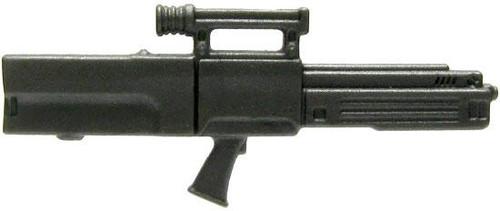 GI Joe Loose Weapons G11 Caseless Ammunition Rifle Action Figure Accessory [Gunmetal Loose]