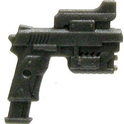 GI Joe Loose Weapons Customized M1911 Action Figure Accessory [Gunmetal Loose]