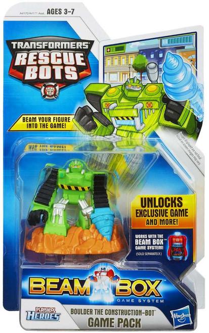Transformers Rescue Bots Playskool Heroes Boulder Game Pack