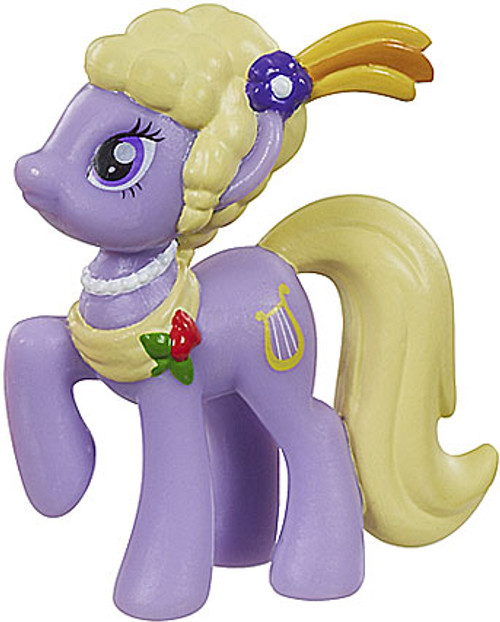 My Little Pony Friendship is Magic 2 Inch Lyrica Lilac PVC Figure
