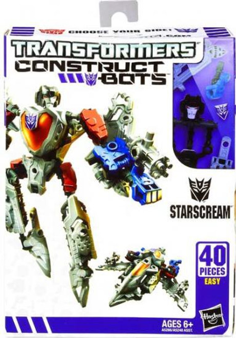Transformers Construct-A-Bots Starscream Action Figure