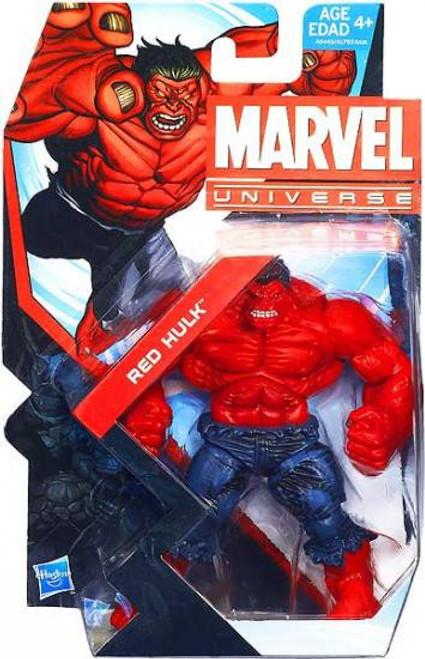 Marvel Universe Series 22 Red Hulk Action Figure #13