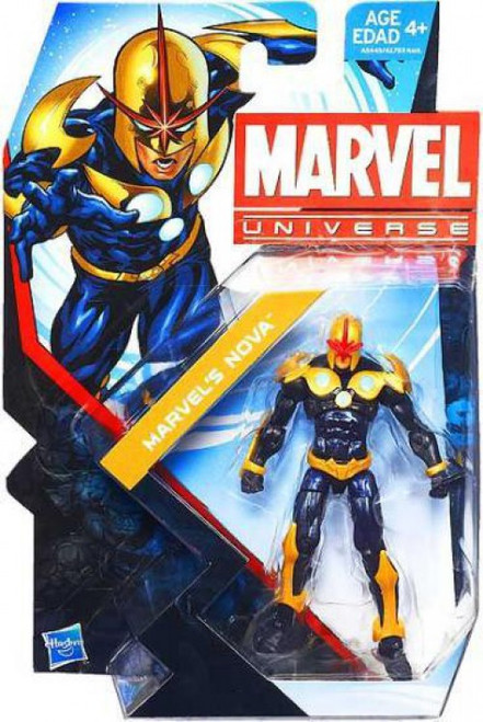Marvel Universe Series 22 Nova Action Figure