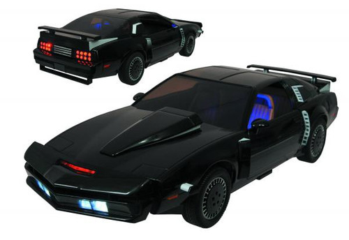 Knight Rider Super Pursuit Mode Kitt Vehicle