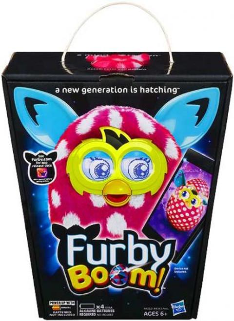 Furby Boom! Pink Polka Dots Figure