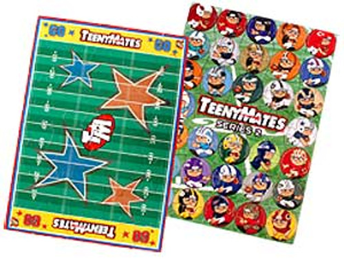 NFL TeenyMates Series 2 Running Backs Puzzle [35 pieces]