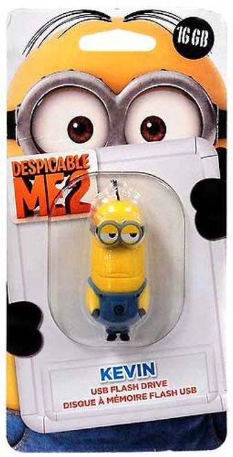 Despicable Me 2 Kevin USB Flash Drive [16GB]