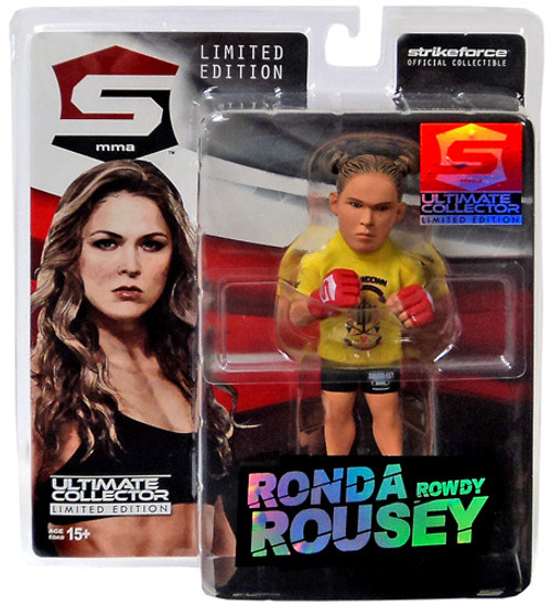 UFC Ultimate Collector Series 14 Ronda Rousey Action Figure [Limited Edition, Strikeforce]