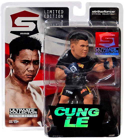 UFC Ultimate Collector Series 14 Cung Le Action Figure [Limited Edition, Strikeforce]
