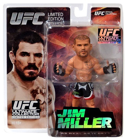 UFC Ultimate Collector Series 14.5 Jim Miller Action Figure [Limited Edition]