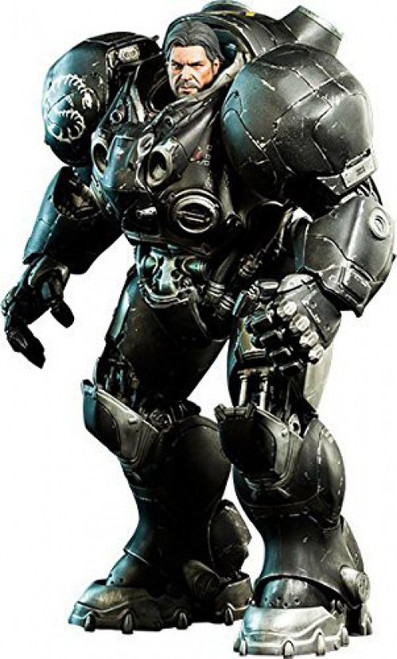 Starcraft II Jim Raynor Action Figure