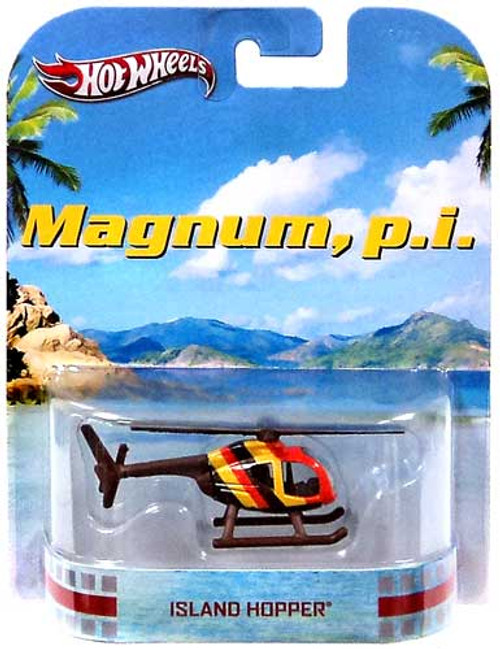Magnum, P.I. Hot Wheels Retro Island Hopper Diecast Vehicle