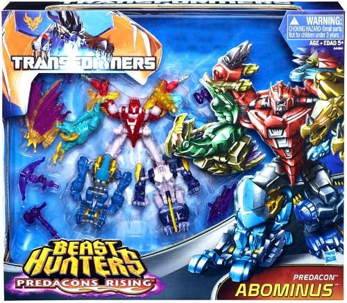Transformers Prime Beast Hunters Predacons Rising Abominus Exclusive Action Figure