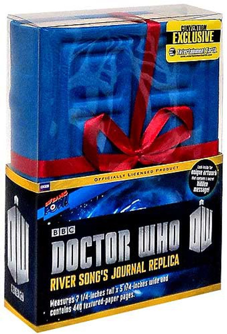 Doctor Who River Song's Journal Exclusive Prop Replica