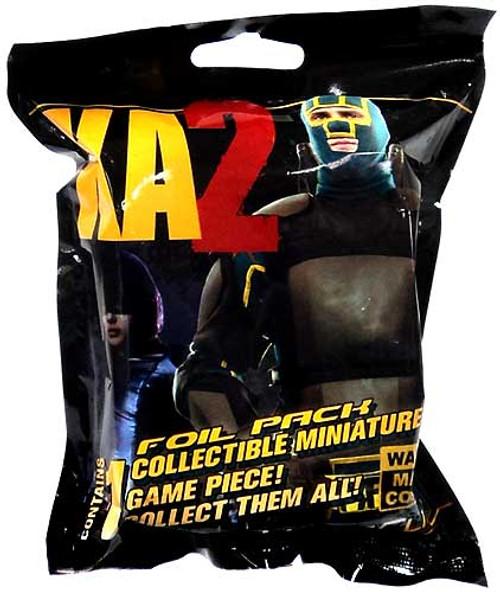 Kick-Ass HeroClix Kick Ass 2 Booster Pack