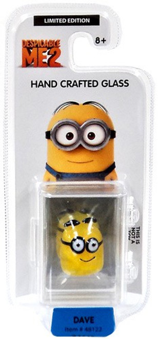 Despicable Me 2 Glassworld Dave 1-Inch Glass Figure