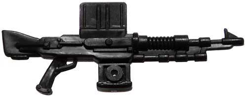 GI Joe Loose Weapons Super-Heavy Anti-Tank Weapon Action Figure Accessory [Black Loose]