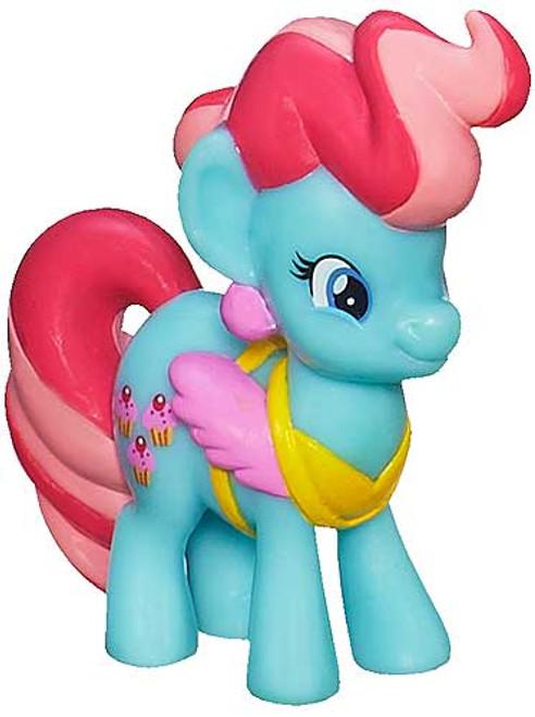My Little Pony Friendship is Magic 2 Inch Mrs. Dazzle Cake PVC Figure