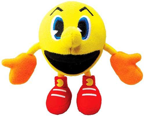 Pac Man Pac & Pals Pacster 5-Inch Plush Figure