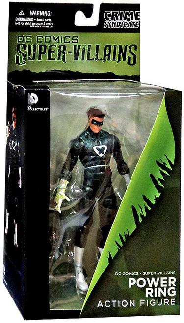 DC Super Villains Crime Syndicate Power Ring Action Figure
