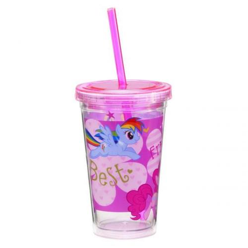 My Little Pony 12 oz. Acrylic Travel Cup