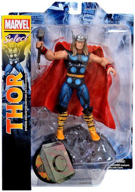 Marvel Select Thor Action Figure [Classic Costume]
