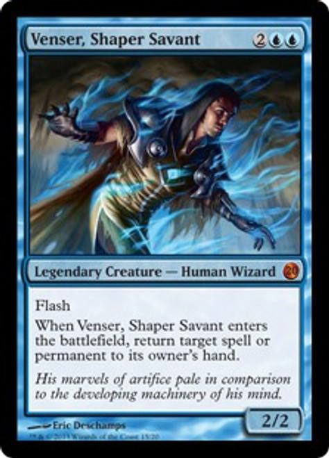 MtG From the Vault: Twenty Mythic Rare Venser, Shaper Savant #15