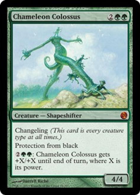 MtG From the Vault: Twenty Mythic Rare Chameleon Colossus #16