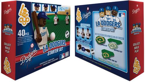 MLB Generation 1 Los Angeles Dodgers Starter Set