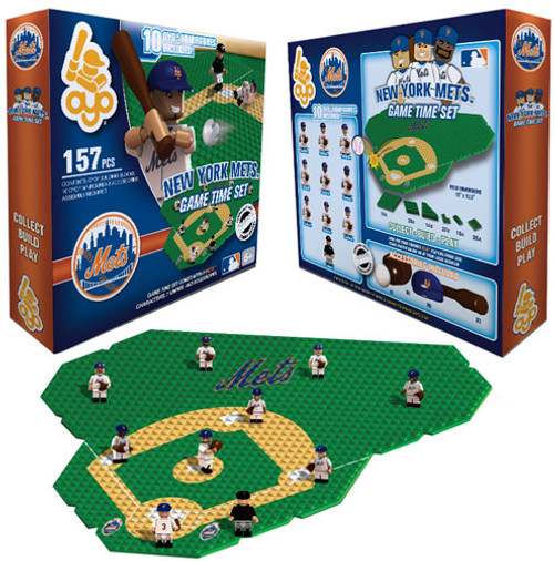 MLB Generation 1 New York Mets Game Time Set