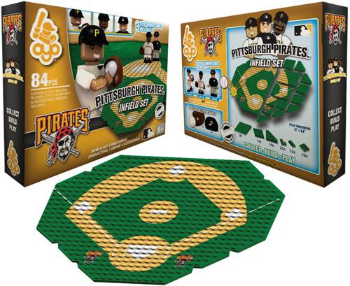 MLB Generation 1 Pittsburgh Pirates Infield Set