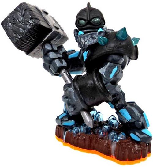 Skylanders Giants Loose Crusher Figure [Granite, Loose]