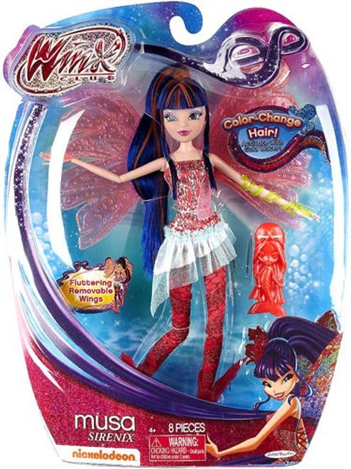 Winx Club Sirenix Musa 11.5-Inch Doll