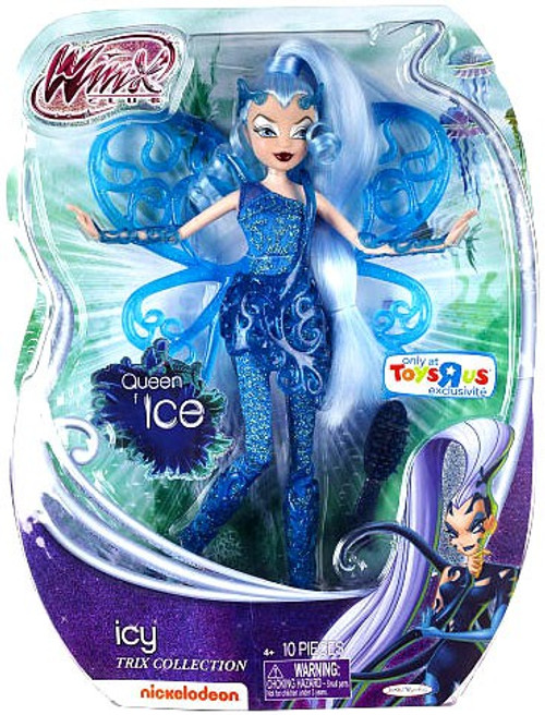 Winx Club Sirenix Icy Exclusive 11.5-Inch Doll [Queen of Ice]